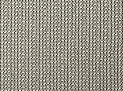 ハイゲージの編み物